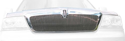 TRex Grilles 30715 Vertical Aluminum Pol - Lincoln Aviator Billet Shopping Results