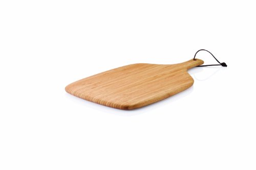 bambu Medium 15 x 8 1/2 Artisan Cutting and Serving Board - Artisan Serving Board
