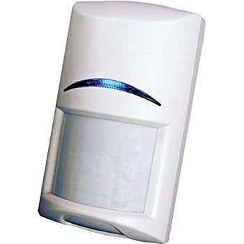 Bosch ISC-BPR2-W12 Blue Line Gen2 PIR Motion Detector, Provides 40 ft x 40 ft Coverage, High-Impact ABS Plastic, Dynamic Temperature Compensation, ...