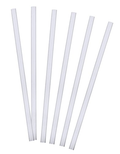 Tervis Straight 6 pk Clear Straws product image