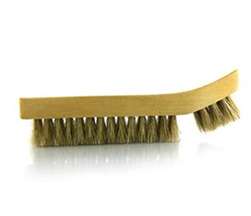 Beaumens Shoe Shoes Boots Shine Brush Cleaning Kit Horsehair Bristles Suede Nubuck Leathers by Beaumens (Image #5)