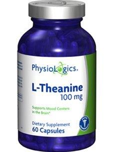 Physiologics - L-Théanine 100 mg 60 caps