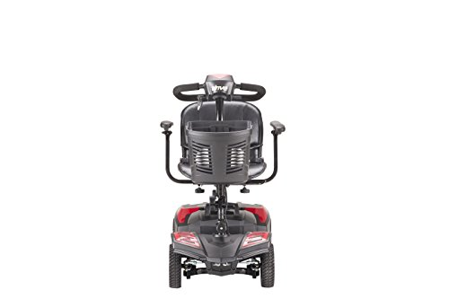 Drive Medical Scout Compact Travel Power Scooter, 3 Wheel, Extended Battery by Drive Medical (Image #9)