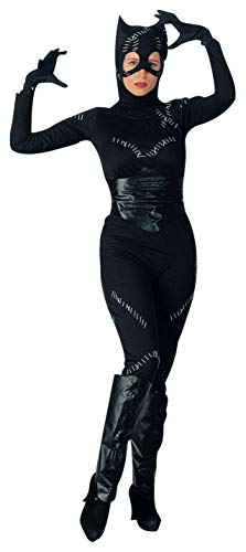 Adult Catwoman Costume-One size fits women's