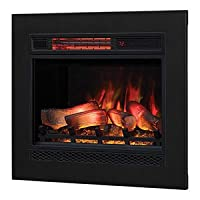 ClassicFlame 23-In 3D Infrared Fireplace...