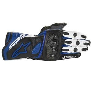 Alpinestars Women's Stella SP-2 Gloves - Large/Blue
