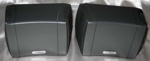 Cambridge SoundWorks Newton Series S100 One Left/Right Pair Surround Sound Speakers White