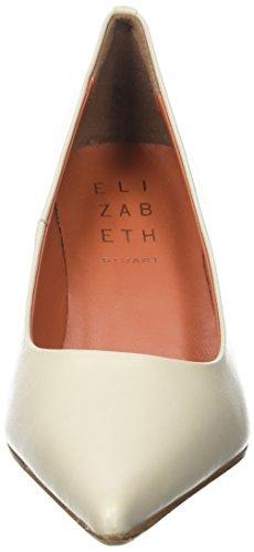 Elizabeth Stuart Kent - Tacones Mujer Beige (LIN)