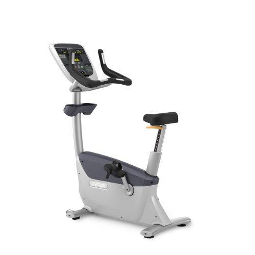 Precor UBK 835 Commercial Series Upright Exercise Bike Review