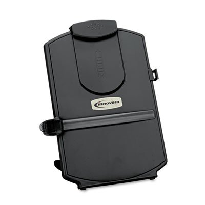 Desktop Copyholder, Black, Sold as 2 Each