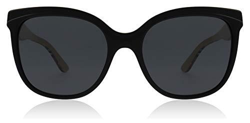 (Burberry Women's 0BE4270 Black/Grey One Size)