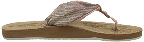 Tom Tailor 2791606, Chanclas para Mujer Pink (old rose)