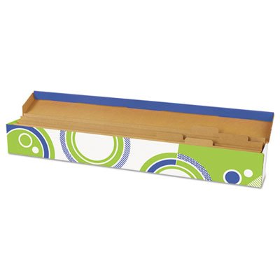File 'n Save System Trimmer Storage Box, 39-1/2 x 5 x 5, Bright Stars Design, Sold as 1 Each