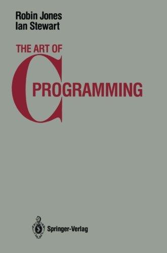 the art of c programming - 1