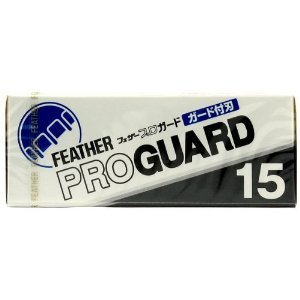 ((3-Packs)Feather Artist Club Proguard Blade)