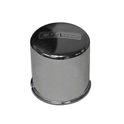 EZGO Center Cap with Logo in Front Mount for Split Spoke Wheel