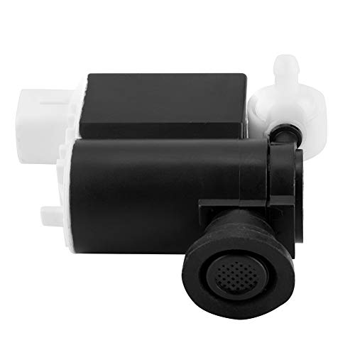 Gorgeri Washer Pump, Car Windshield Washer Pump for H yundai Accent Entourage Replacing OE 98510-2L100: