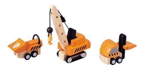 Plan Toys Crane (PlanToys Plan City Construction)