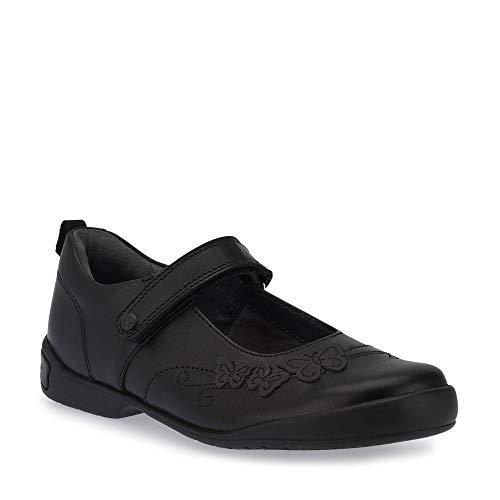 5 School Shoes Black Mary Rite Pump Jane Girls Start 2 Leather wHF4Z8xHq