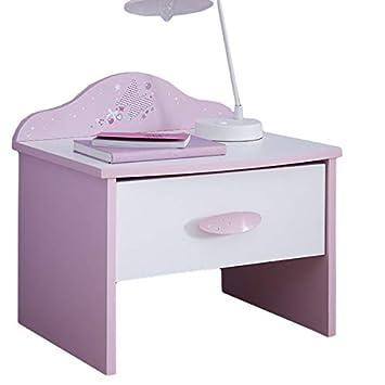 Nachtkommode Kinderzimmer Nachttisch Nachtkonsole Nachtschrank Nachtkästchen neu