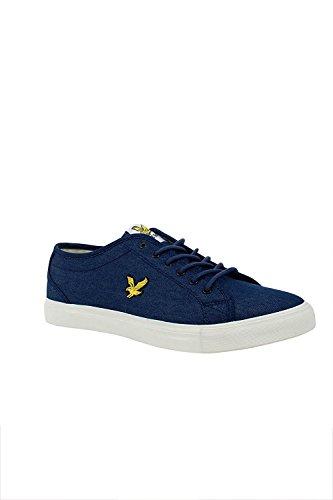 Lyle & Scott , Herren Sneaker True Denim