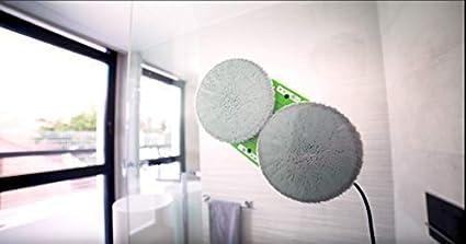 ECODE Robot Limpiacristales Absolut Carbon WINCLEAN, Limpiavidrios ...