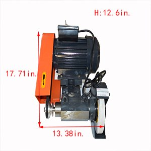 220V Lathe Tool Post Grinder Internal and External Sharpener Grinding Machine 1100W (Tool Post Grinder)