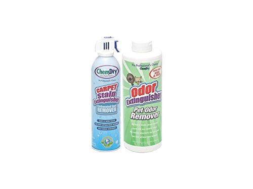 Chem-dry STAIN/PET ODOR EXT COMBO