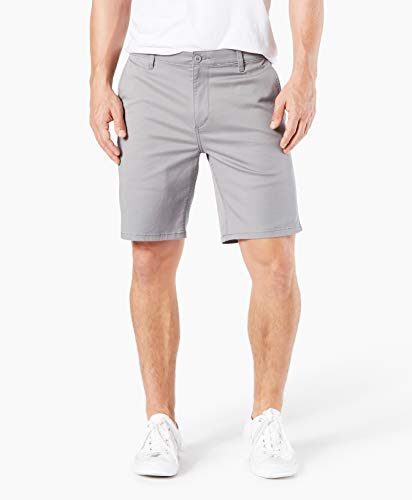 52 Foil - Dockers Men's Big and Tall Original Short, Foil, 52