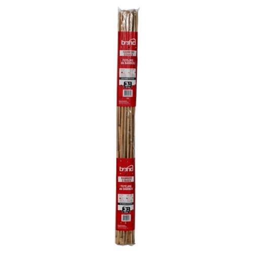 Bond Natural Bamboo Stakes 3 ft, Bag of 25