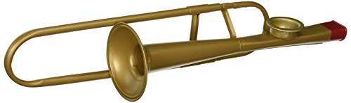 The Kazoo Company 201 Metal Trombone Kazoo