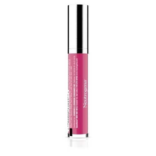 Neutrogena Hydro Boost Vibrant Raspberry Hydrating Lip Shine, 0.1 Ounce - 36 per case. (Case 0.1 Ounce)