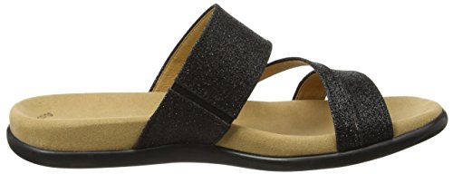 Gabor Shoes 63.703, Chanclas Mujer Negro (schwarz 47)