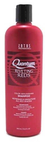 Quantum Colors Color Replenishing Shampoo, Riveting Reds, 10.2-Ounce
