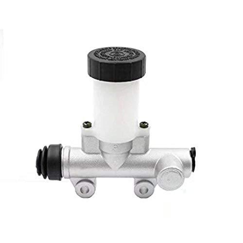 Lorsoul Go-Karting Rubber Cushion Brake Master Cylinder Pump Reservoir Assembly Replacement for 6.000.305: Kitchen & Home
