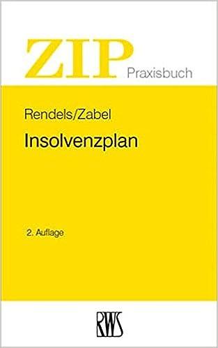 Insolvenzplan (German Edition)