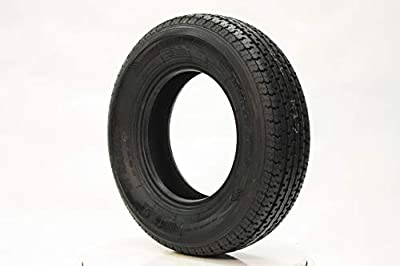 Trailer King ST Radial Trailer Tire - 205/75R14 100L