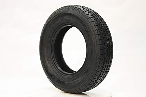 Wheel Ranger Pickup Drive 2 - Trailer King ST Radial Trailer Tire - 205/75R14 100L