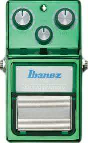 Ibanez TS930TH Tube Screamer 30th Anniversary Limited Edition Guitar Overdrive Pedal (30th Anniversary Electric Guitar)
