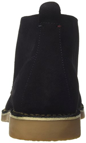 U.S.POLO ASSN. Herren Amadeus13 Suede Desert Boots Blu (Dark Blue)