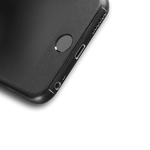 AppSkins Folien-Set iPhone 6 Full Cover - Color Edition black