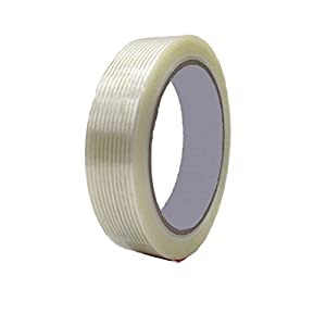 "Cricket Bat Fiberglass Tape Roll – Extra Long Cricket Grip/Face Protection (1"" x 82′)"