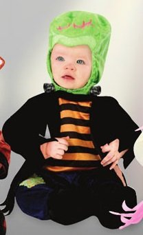 Baby Lil Monster Halloween Costume (18 Months to 2T) -