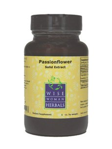 Solid Passion Flower - Wise Woman Herbals Passionflower Solid Extract 2 oz