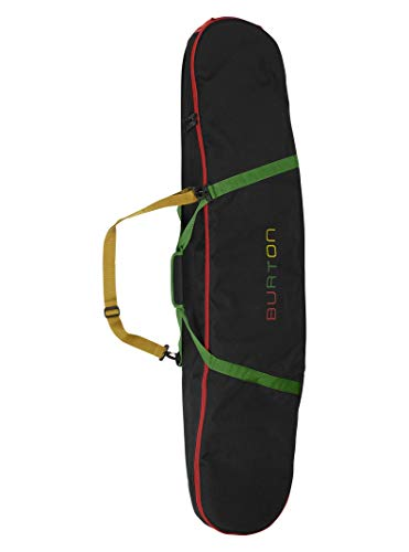 Boot Tote Accessory (Burton Space Sack Snowboard Bag, Rasta W19, 156 cm)