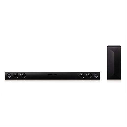 LG SH3C Sound Bar 300W 2.1 Channel with Bluetooth Wireless Subwoofer (Certified Refurbished)