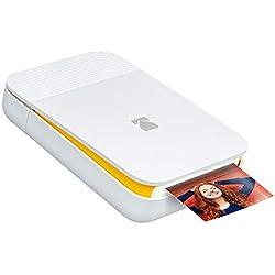Amazon.com: KODAK Smile Impresora digital instantánea – Mini ...