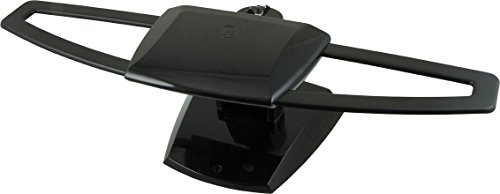 GE 34140 Indoor / Outdoor / Attic UltraPro Stealth HDTV Antenna for VHF / UHF Channels - 60 Mile Range