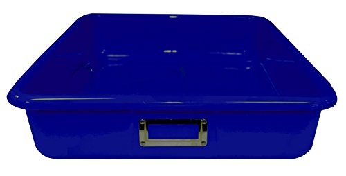 Shirley K's Storage Trays T183 Tray, Large, Blue