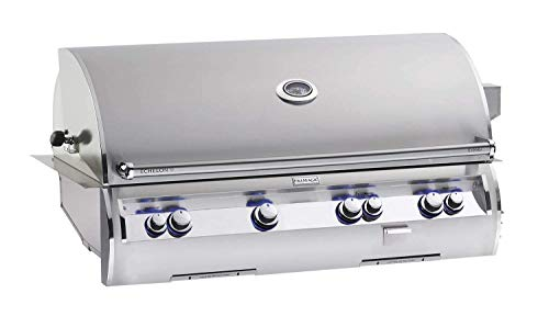 (Fire Magic Echelon Diamond E1060i 48-inch Built-in Propane Gas Grill With One Infrared Burner -)